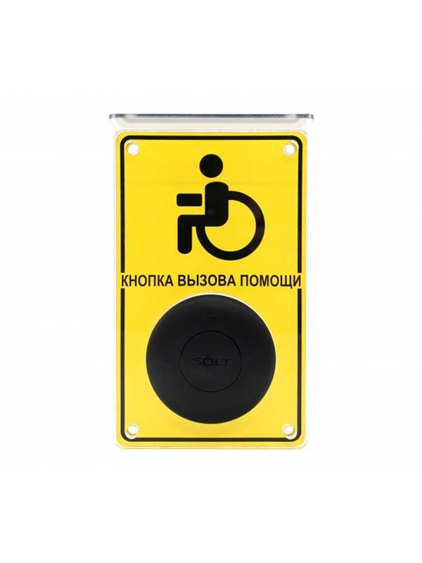 Кнопка вызова «Доступная среда»