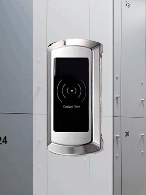 Электронный замок для шкафчика в раздевалку fv203