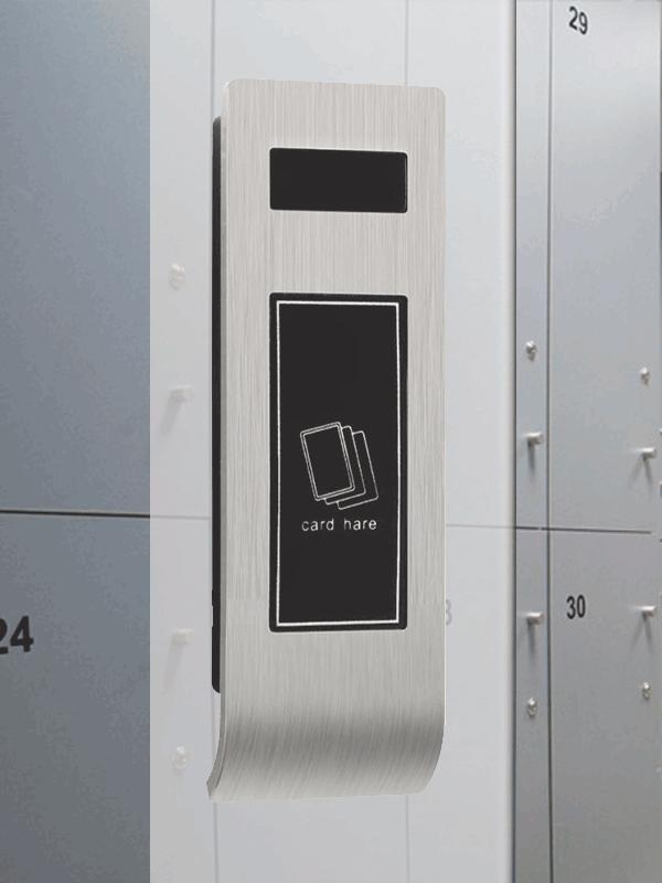 Электронный замок для шкафчика в раздевалку fv206