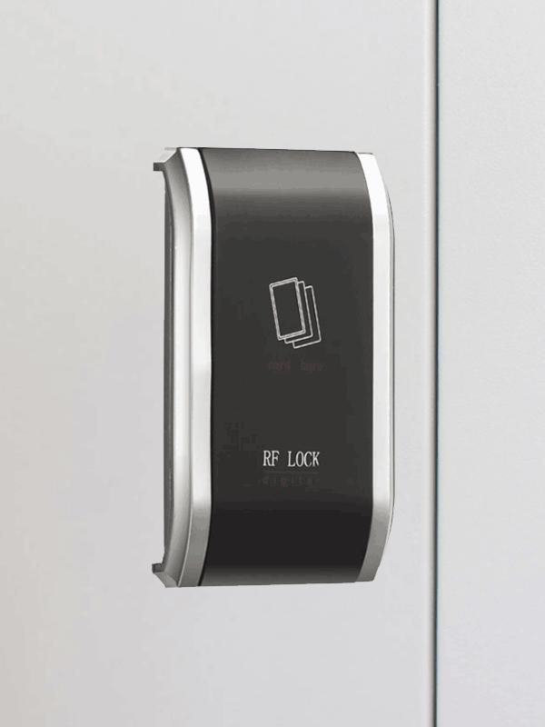 Электронный замок для шкафчика в раздевалку fv207