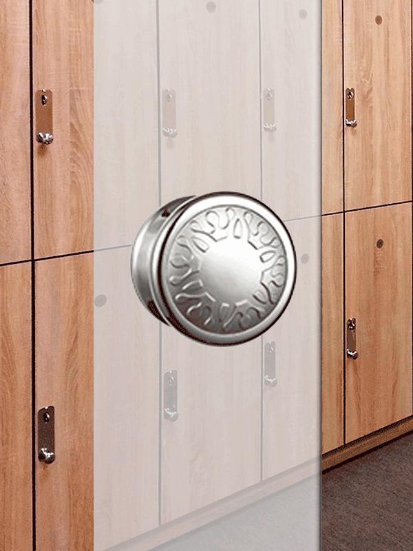 Электронный замок для шкафчика в раздевалку fv209