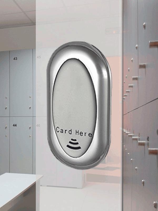 Электронный замок для шкафчика в раздевалку fv232